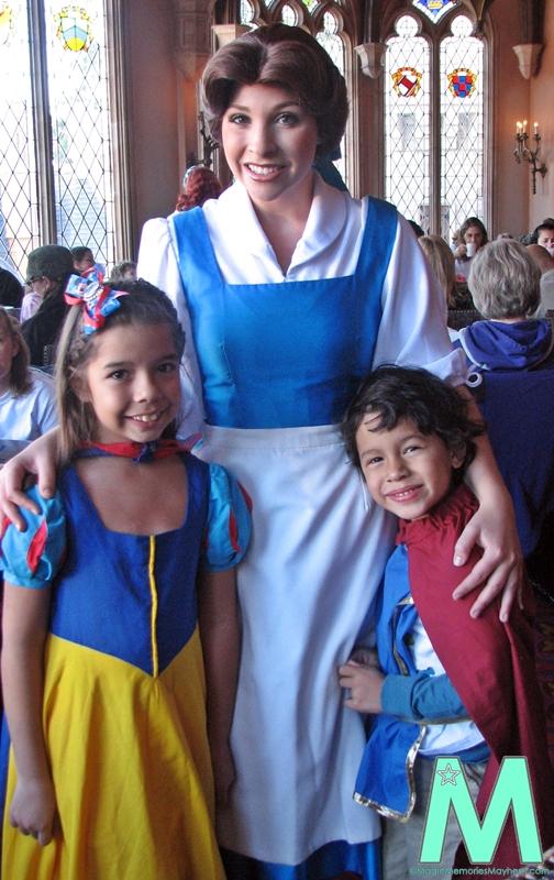 Cinderella's Royal Table - Magic, Memories, Mayhem