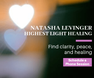 Schedule an Energy Healing With Natasha Levinger of Highest Light Healing