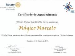 magico-marcelo-kruschessky-certificado-agradecimento-rotary-club-2019