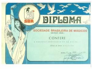 magico-marcelo-kruschessky-diploma-SBM-sociedade-brasileira-de-magicos-1984