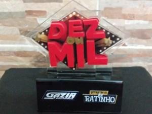 Prêmio Dez ou Mil do Programa do Ratinho