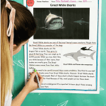 teaching close reading passages