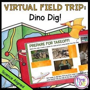 Virtual Field Trip to the Dinosaur Dig