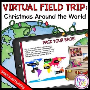 Virtual Field Trip: Christmas Around the World