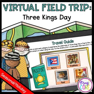 Virtual Field Trip to Puerto Rico: Three Kings Day