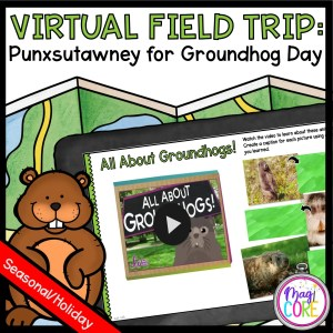 Virtual Field Trip to Punxsutawney Groundhog Day
