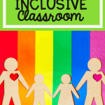 Three tips for creating an LGBTQ+ inclusive classroom pin cover