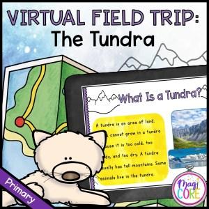 Virtual Field Trip: Tundra – Primary – Google Slides & Seesaw