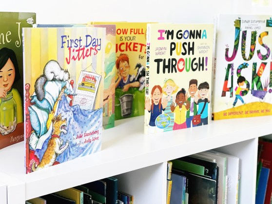 Image showing best back to school books for creating a caring classroom community