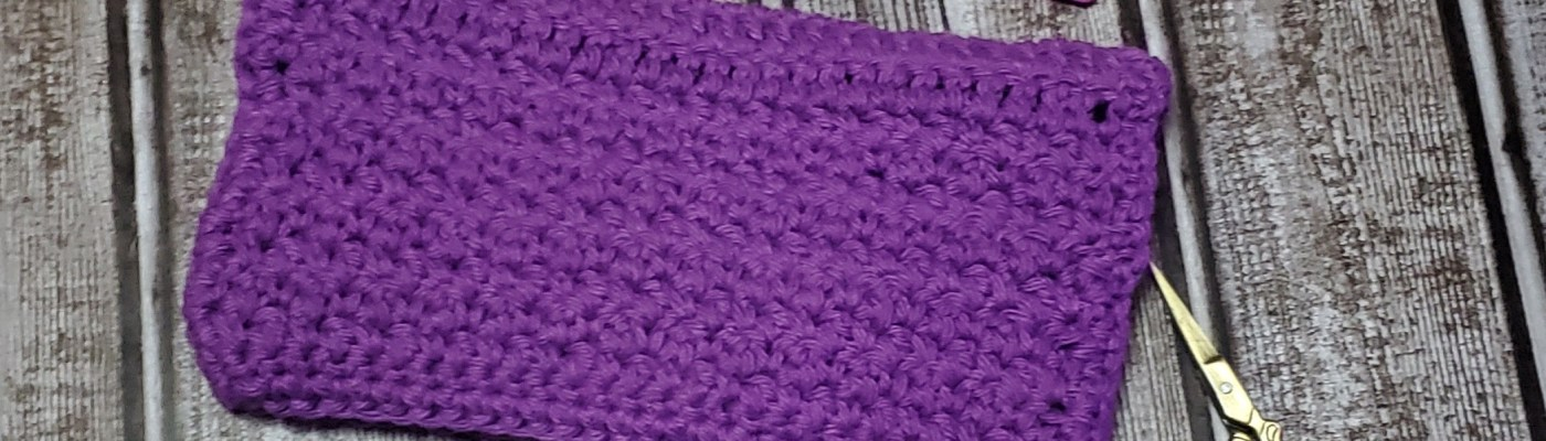 Crochet Tea Wallet Pattern