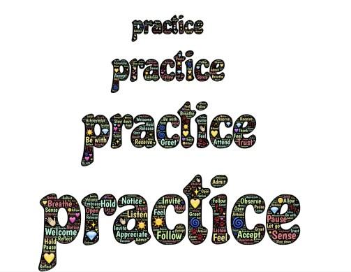練習 練習 練習