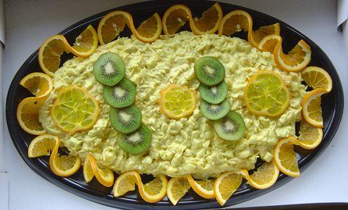 Salade Kip Simpel