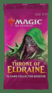 Collector Booster - Throne of Eldraine - La Revolución de los sobres