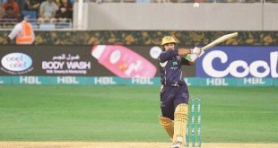 Quetta Gladiators captain Sarfraz Ahmed's anger and bad body language increased the interest of cricket fans in this match. (File photo: PSL)