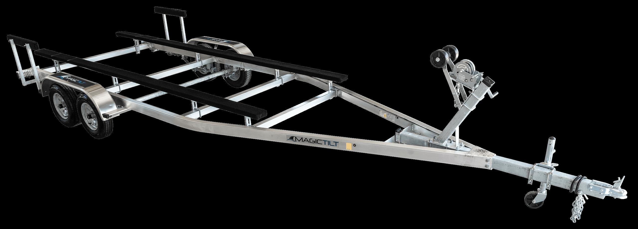Skiff Series Tandem Axle Aluminum