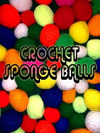 CROCHET SPONGE BALLS