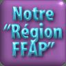 """Pictogramme «""""Notre """"Région FFAP""""» de & par Richard Martens pour le CMP"""