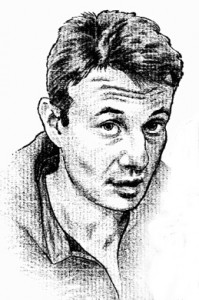 Alain, dessiné par Richard Martens