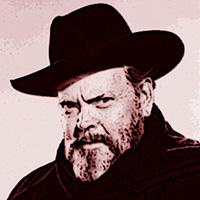 Orson Welles.