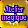 """Pictogramme """"Atelier magique"""", créé par Richard Martens pour le site du CMP"""