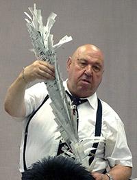 Roka : un palmier en papier !