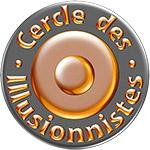 Logo du Cercle des illusionnistes. Création ©2014 Richard Martens
