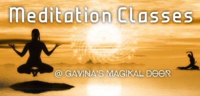 Meditation Classes Gavinas magikal Door
