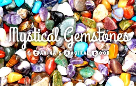 Get Mystical Magic Gemstones at Gavina's Magikal Door