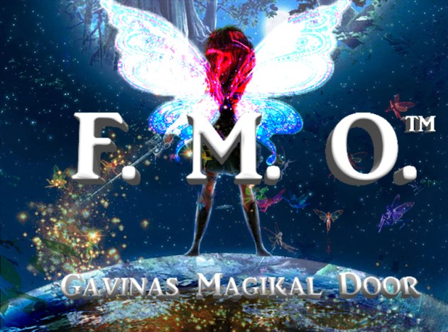 Fairy Magic order Gavinas Magikal Door