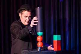 Fred martin magicien magik hopital8