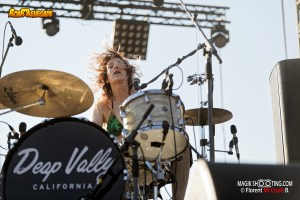 DEAP VALLY Live @t POINTU (Six Fours, France ) 2018