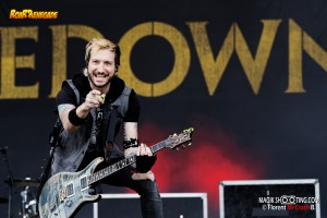 SHINEDOWN Live @t Hellfest Open Air Festival (Clisson , France ) 2018