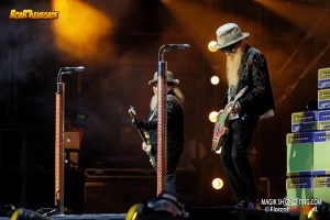 ZZTOP @t HELLFEST (Clisson , France ) 2019