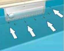 kryt na zazimovanie skimera bazéna