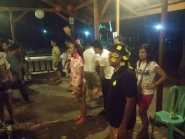mag-inang-gala-at-palawan-first-night-team-building