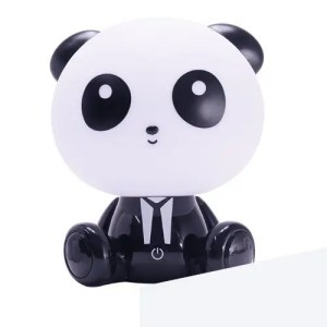 VELADOR INFANTIL OSO MEN IN BLACK LED GADE