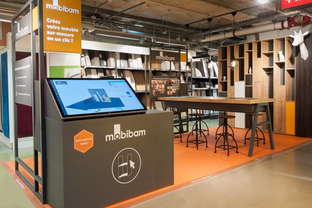 Mag In France Mobibam Lance Son Canape Sur Mesure