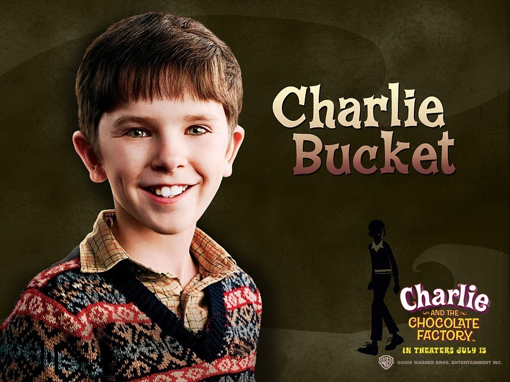 Charlie And His Chocolate Factory I Was There