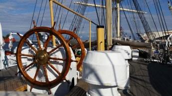 Dar Pomorza - on board