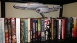 Voyager on the shelf