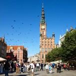 Gdańsk - city hall