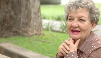 Cristina Romo, académica.