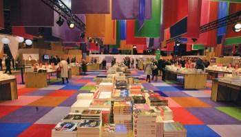 México fue el invitado en 2009 al salon du livre de París