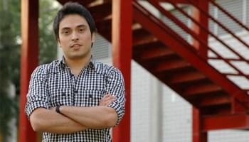 Jorge Navarro Murataya, egresado de la carrera de arquitectura del  ITESO