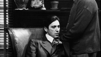 Imagen de la película El Padrino.
