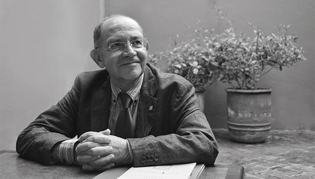 Luis Fernando Lara es una figura prominente de la lingüística en América Latina. Fotos: Lalis Jiménez