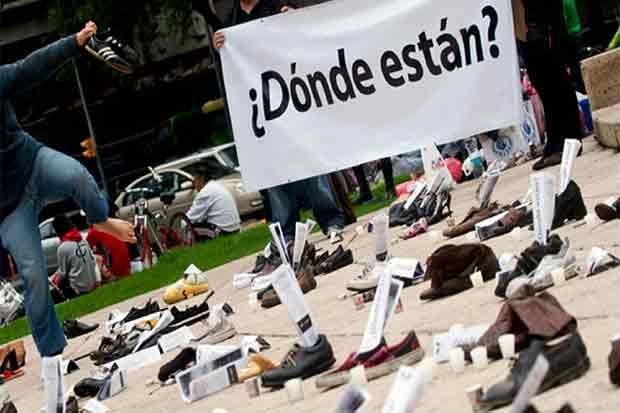 La sociedad mexicana está rota por las decenas de miles de desapariciones forzadas.