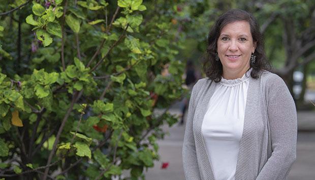 Nuño es directora del Centro Universitario por la Dignidad y la Justicia del ITESO. Foto: Luis Ponciano