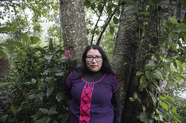 Yásnaya Aguilar
