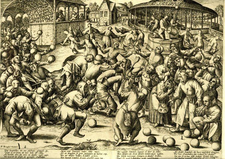 Calendario y santoral relacionado con la brujeria (4/6)